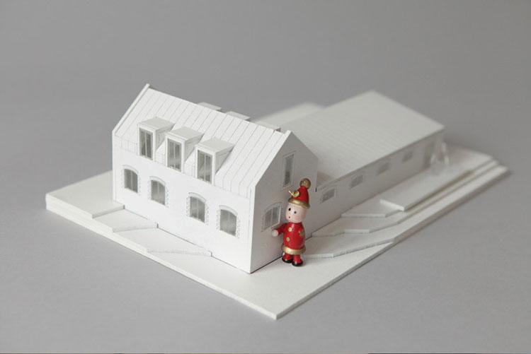 Dom w Bretanii. Projekt: Stoprocent Architekci