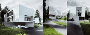 Ekskluzywne osiedle mieszkaniowe w Tbilisi – Tamizo Architects Mateusz Stolarski