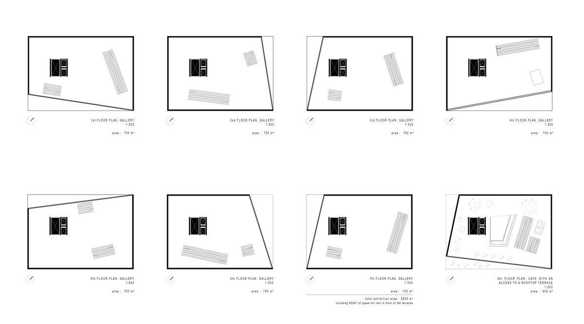 Muzeum Guggenheima w Helsinkach. Projekt: Pracownia Architektoniczna WXCA