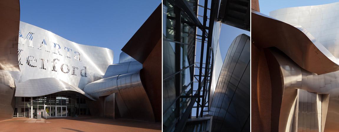 Muzeum Sztuki Współczesnej MARTa Herford. Projekt: Gehry Partners, LLP. Zdjęcia: Piotr Krajewski