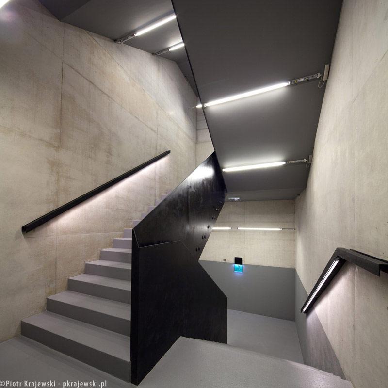 Brama Poznania ICHOT. Projekt: Ad Artis Architects. Zdjęcia: Piotr Krajewski