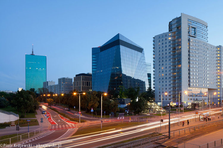 Gdański Business Center. Projekt: E&L Architects. Zdjęcia: Piotr Krajewski