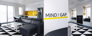 Wnętrza mieszkania projektu Musk Collective Design