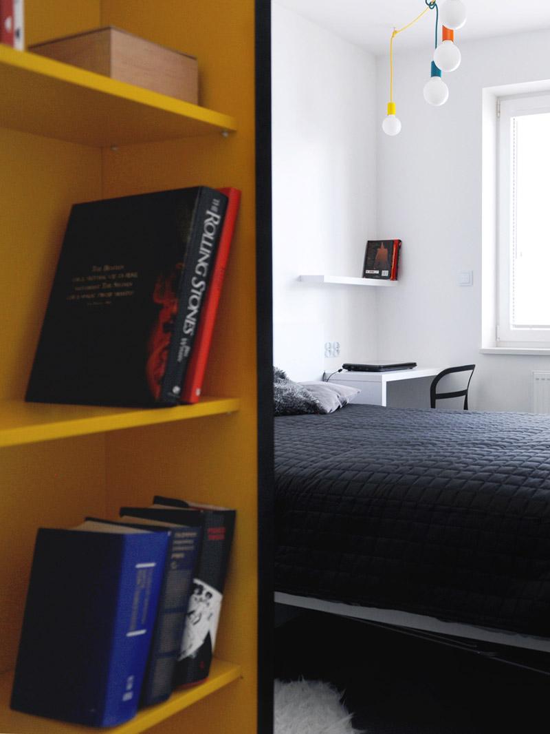 Mieszkanie Bażantowo, Katowice. Projekt wnętrz: Musk Collective Design