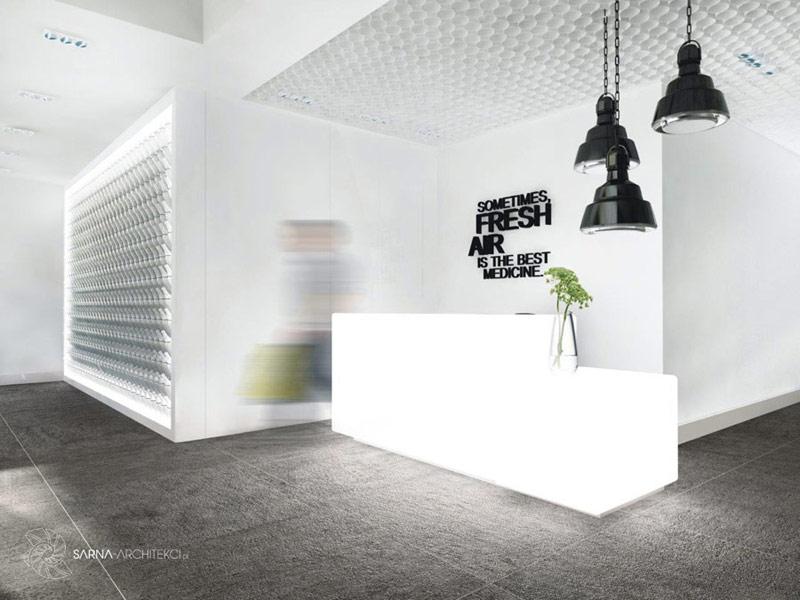 Projekt wnętrz: SARNA Architekci