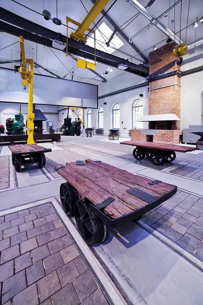 Stara Kopalnia w Wałbrzychu. Projekt: Nizio Design International