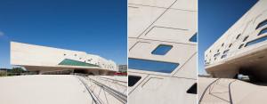 Centrum Nauki Phaeno w Wolfsburgu. Projekt: Zaha Hadid Architects. Zdj. Piotr Krajewski