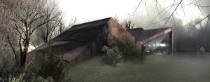 Współczesny dom wiejski – Projekt studencki Moniki Kraszewskiej