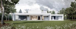 Dom jednorodzinny FRAME – Mobius Architekci