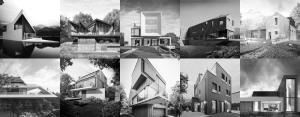 10 Najciekawszych projektów domów jednorodzinnych 2014 roku!