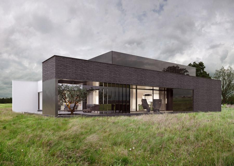 Dom w Nowej Soli 2. Projekt: Reform Architekt