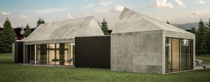 Dom z widokiem na Beskidy – 2 nagroda w konkursie dla Młodych Architektów