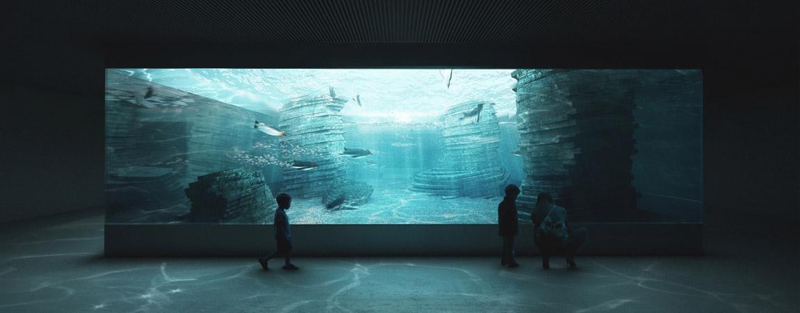 Nowe Oceanarium w Gdyni – Dyplom roku projektu Mikołaja Adamusa