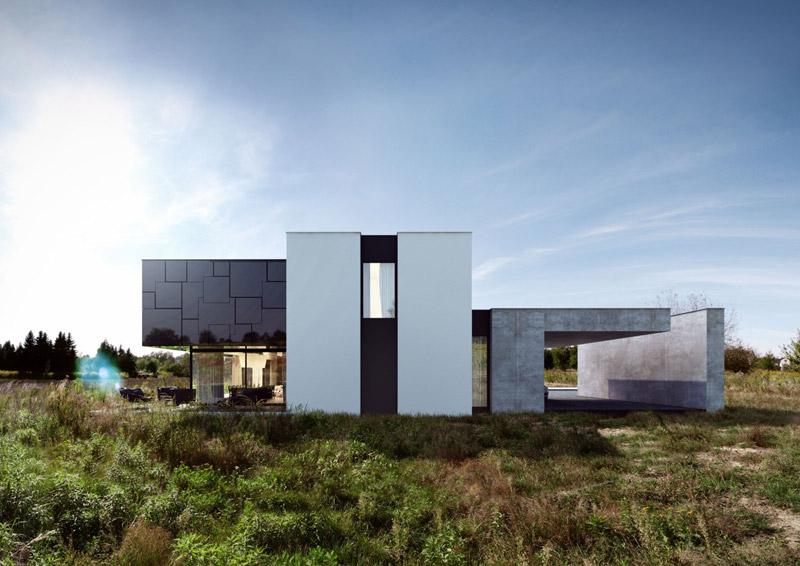Dom na Stokach 4. Projekt: Reform Architekt