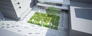 Konkurs na koncepcję zagospodarowania otoczenia Warszawskiego Pawilonu Architektury ZODIAK