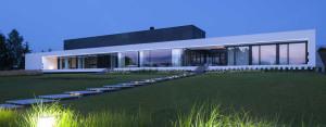 Dom NEMO na Mazurach projektu Mobius Architekci
