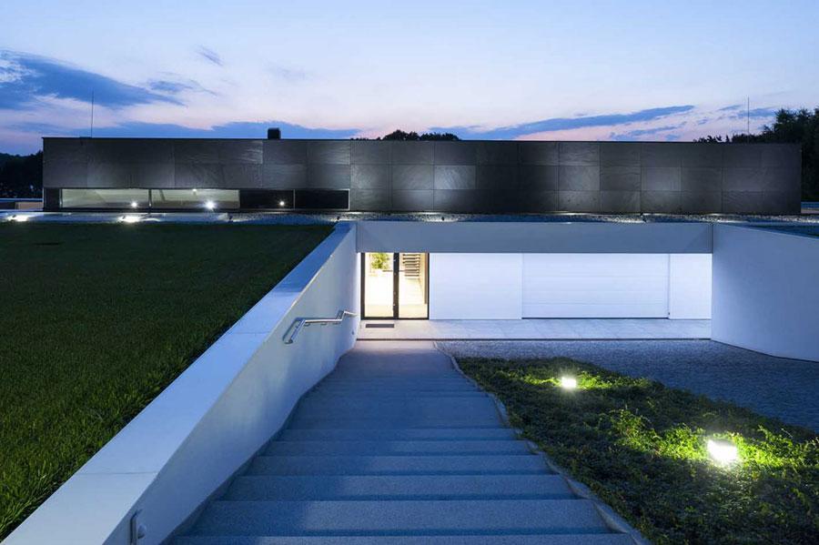 NEMO - Dom na Mazurach. Projekt: Mobius Architekci