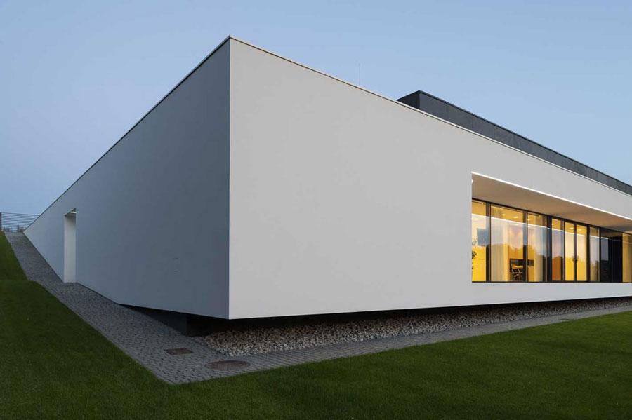 Dom NEMO na Mazurach. Projekt: Mobius Architekci