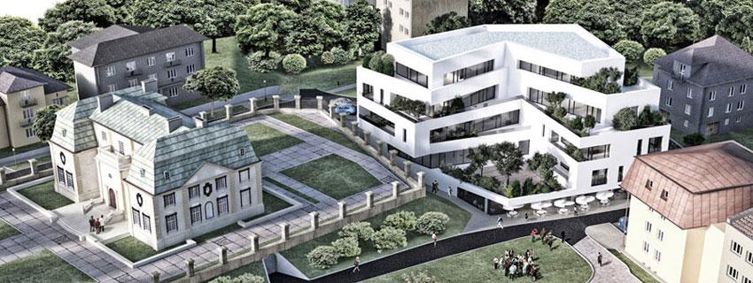 Apartamenty Dekerta w Rzeszowie. Projekt: MWM Architekci