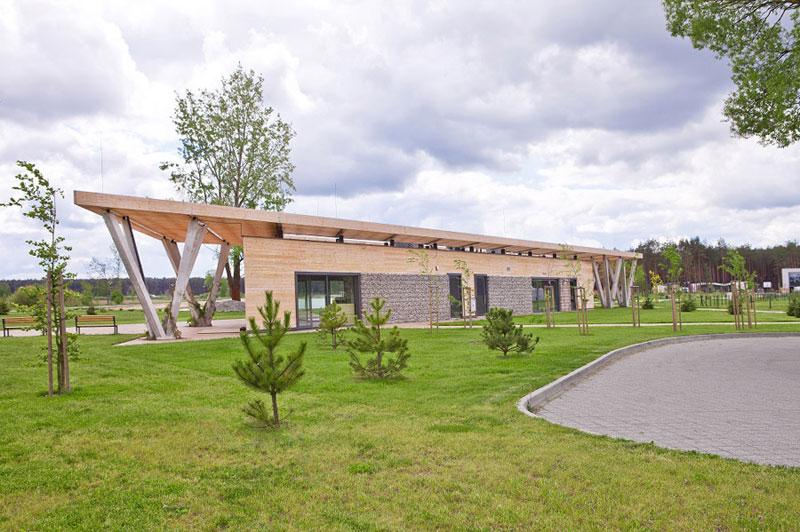 Park Rekreacyjny Zoom Natury w Janowie Lubelskim. Projekt: Nizio Design International