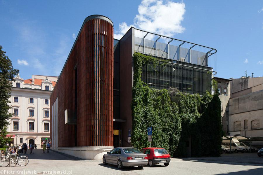 Pawilon Wyspiański 2000 w Krakowie. Projekt: Ingarden & Ewý Architekci. Zdjęcia: Piotr Krajewski
