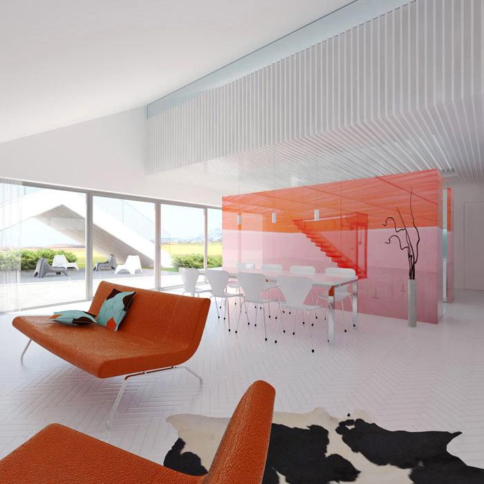 Dom Brda'12. Projekt: Studio Architektoniczne Doomo