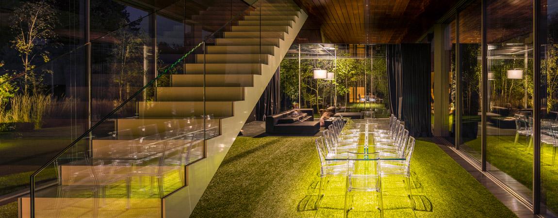 Zaskakujący Living-Garden House w Katowicach projektu Roberta Koniecznego i KWK Promes