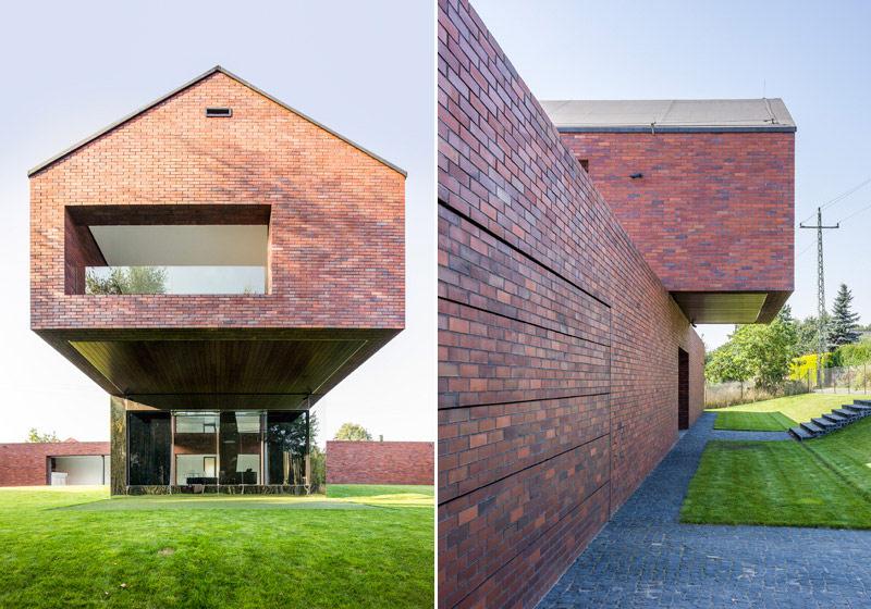 Living-Garden House w Katowicach. Projekt: Robert Konieczny - KWK Promes. Zdj. Jakub Certowicz