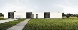 Dom Horyzontalny – Libido Architekci