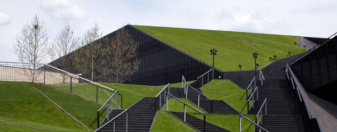 MCK Międzynarodowe Centrum Kongresowe w Katowicach – JEMS Architekci
