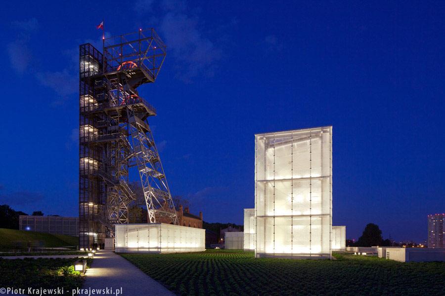 Nowe Muzeum Śląskie w Katowicach. Projekt: Riegler Riewe Architekten. Zdjęcia: Piotr Krajewski