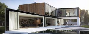 Dom X pod Warszawą – STOPROCENT Architekci