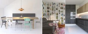 Mieszkanie dla pary podróżników projektu studia Modelista Piotr Kalinowski