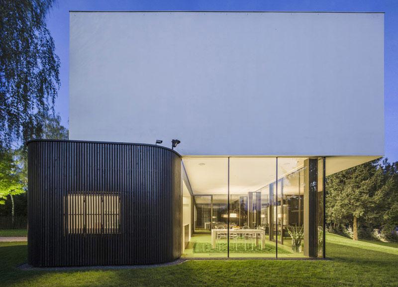 Living-Garden House w Izbicy. Projekt: Robert Konieczny – KWK Promes. Zdjęcia: Jakub Certowicz