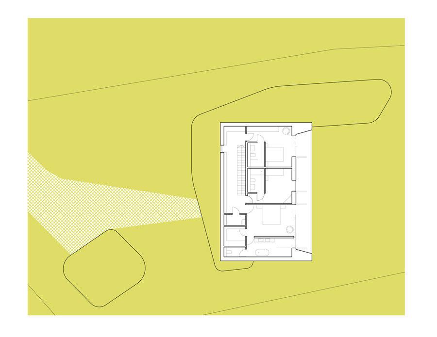 Living-Garden House w Izbicy. Projekt: Robert Konieczny – KWK Promes
