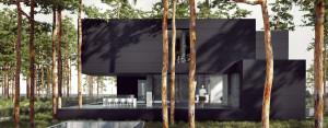 Dom na wydmie – Tamizo Architects Mateusz Stolarski