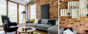 Wnętrza mieszkania na osiedlu Garnizon w Gdańsku – Pracownia Projektowa Dragon Art
