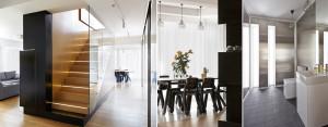 Skandynawskie wnętrze domu jednorodzinnego projektu 81.WAW.PL