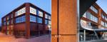 Corten w architekturze – Centrum Innowacji i Zaawansowanych Technologii w Lublinie