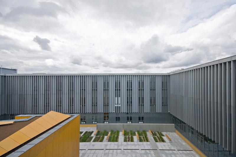 Collegium Historicum Novum na Morasku, w Poznaniu. Zdjęcie: Patryk Lewiński