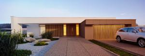 Dom na Horyzoncie projektu JABRAARCHITECTS