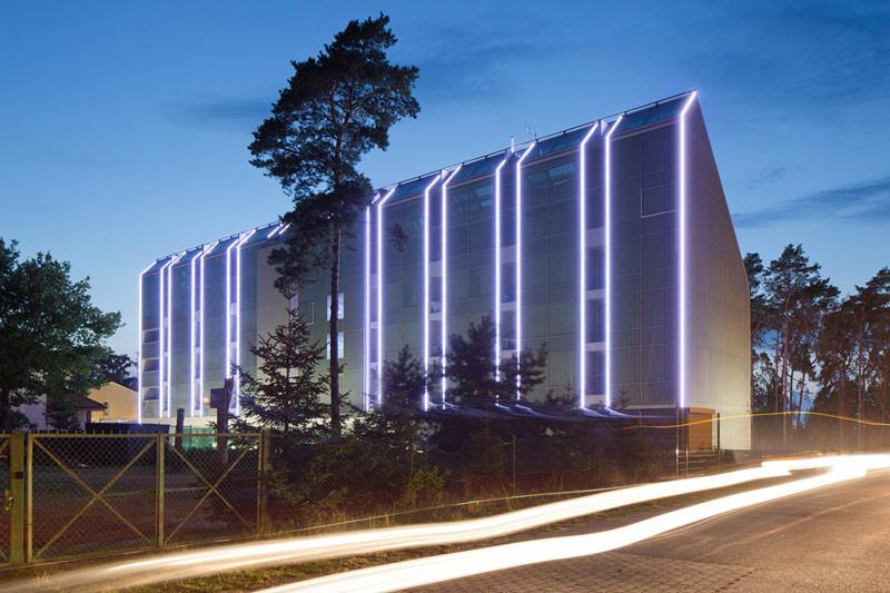 Hotel Baltic Palace w Pobierowie. Projekt: Mateusz Tański, Piotr Michalewicz. Zdj. Piotr Krajewski