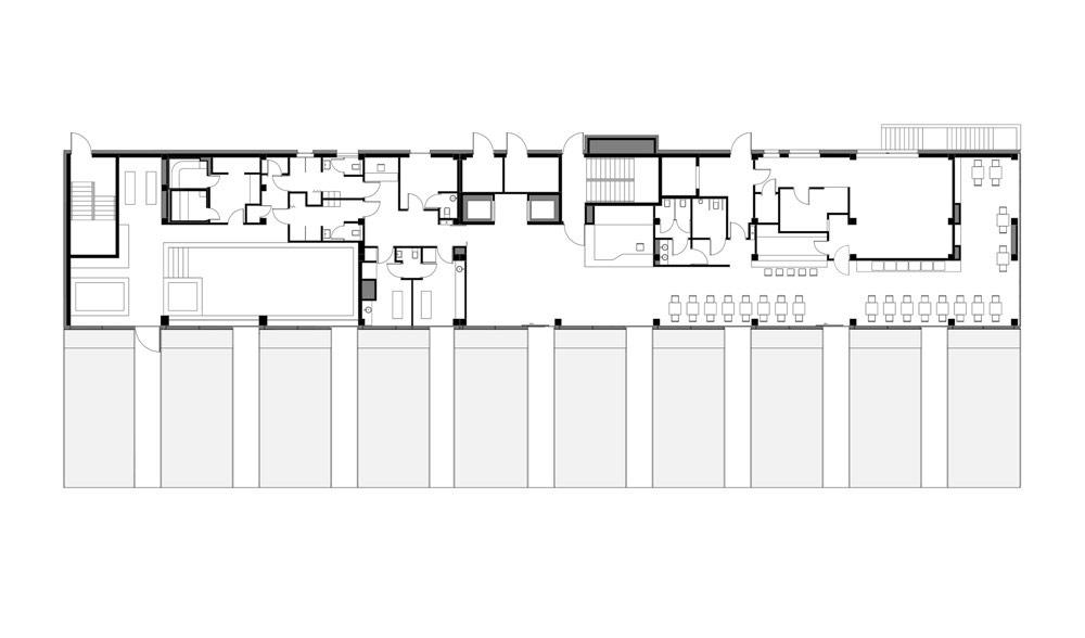 Hotel Baltic Palace w Pobierowie. Projekt: Mateusz Tański, Piotr Michalewicz