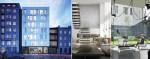 Dyplomy Architektury: Budynek mieszkalny z galerią sztuki w Warszawie projektu Julii Popiołek