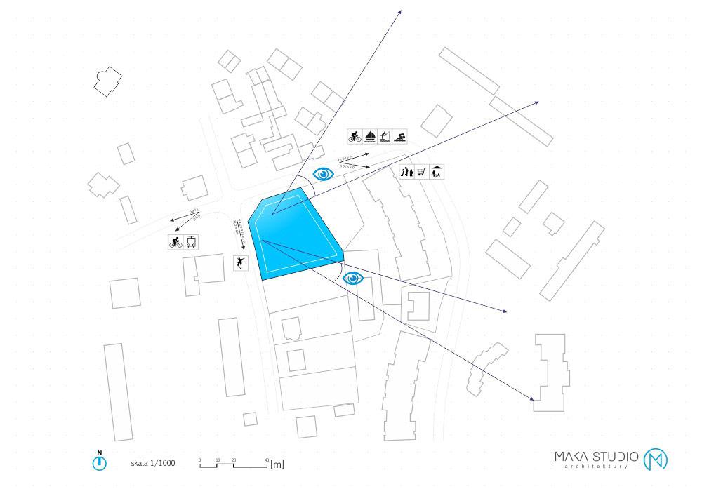 VENTO Apartamenty we Władysławowie. Projekt: MAKA Studio