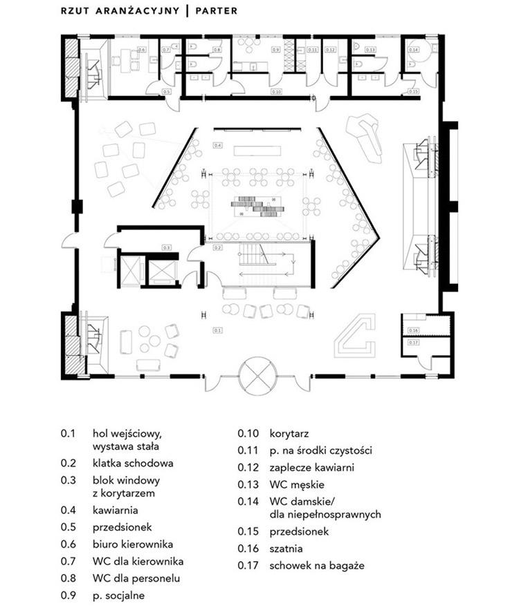 Dyplomy Architektury: Adaptacja wieży Szybu Krystyna w Bytomiu. Projekt: Kinga Klietz