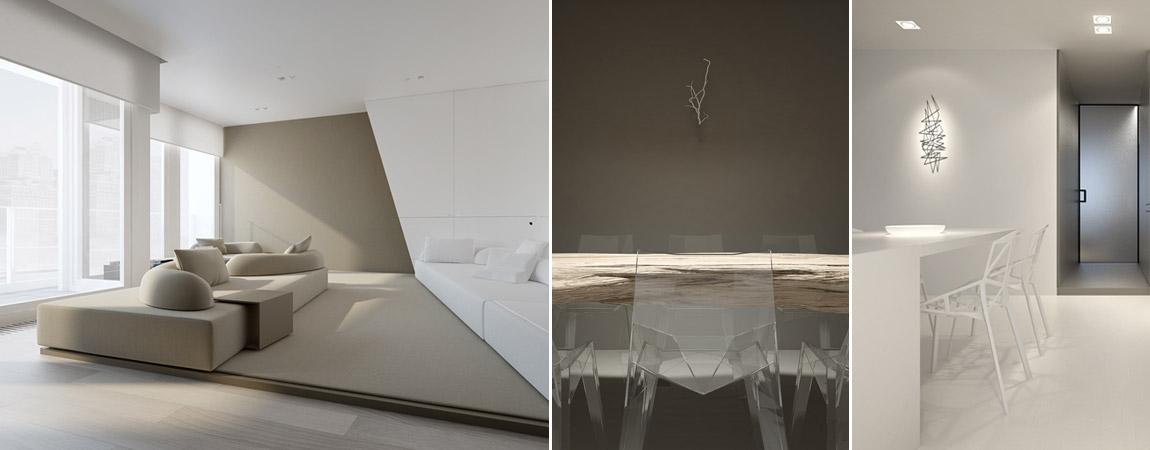 Projekty wnętrz: Oporski Architektura