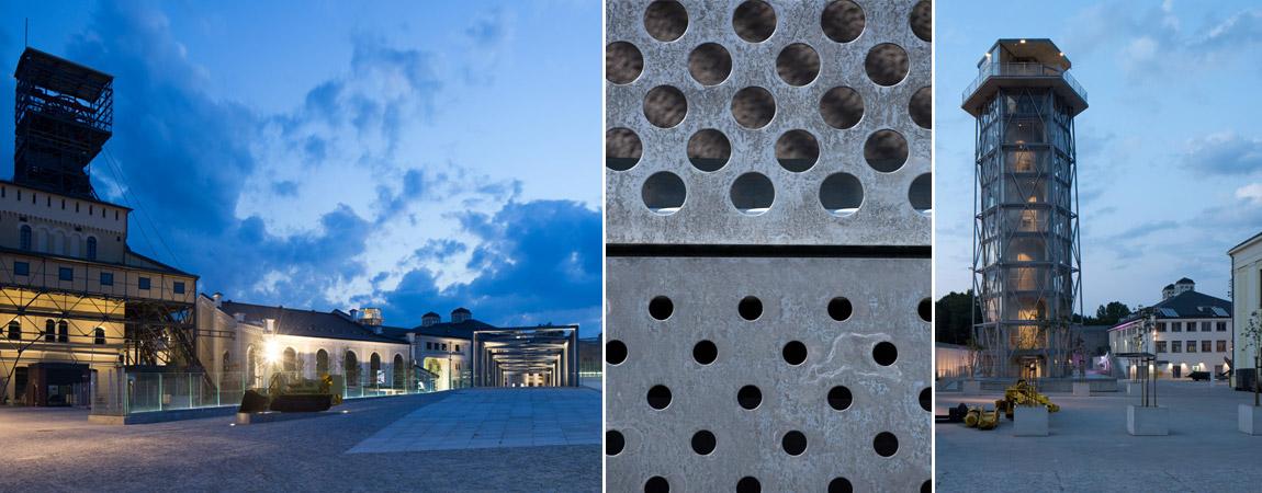 Centrum Nauki i Sztuki Stara Kopalnia w Wałbrzychu. Projekt: Nizio Design International. Zdjęcia: Piotr Krajewski