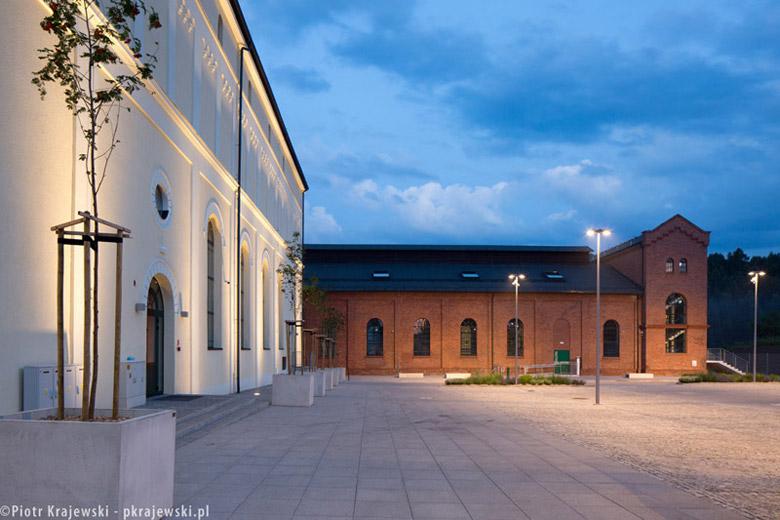 Centrum Nauki i Sztuki Stara Kopalnia w Wałbrzychu. Zdjęcia: Piotr Krajewski