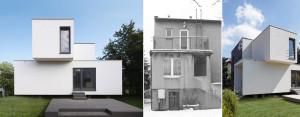 Przebudowa domu z lat 70 – najnowsza realizacja pracowni Zalewski Architecture Group